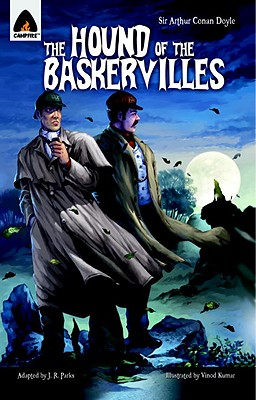 The Hound of the Baskervilles By Parks, J. R. (ADP)/ Kumar, Vinod (ILT)/ Doyle, Arthur Conan, Sir